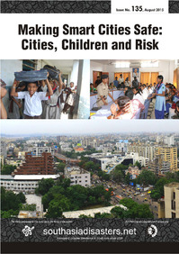 Making Smart Cities Safe : Cities, Children and Risk