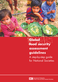 Global Food Security Guidelines:A step-by-step guide for National Societies