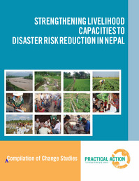 Strengthening Livelihood Capacities to Disaster Risk Reduction in Nepal