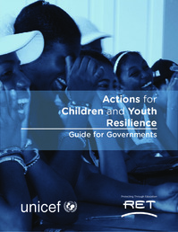 Actions for Children and Youth Resilience:Guide for Governments