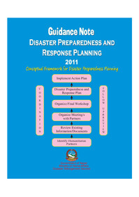 Guidance Note Disaster Preparedness and Response Planning