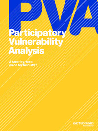 Participatory Vulnerability Analysis, A step by step guide for field staff