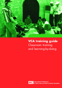 VCA training guide Classroom training and learning-by-doing