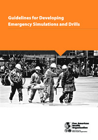 Guidelines for developing emergency simulation and drills