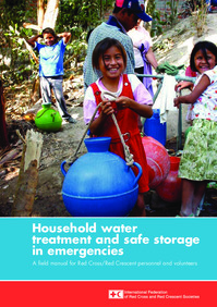 Household water treatment and safe in emergencies