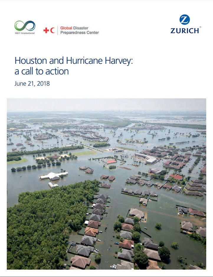 Houston and Hurricane Harvey: a call to action