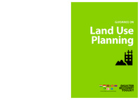 GUIDANCE ON Land Use Planning